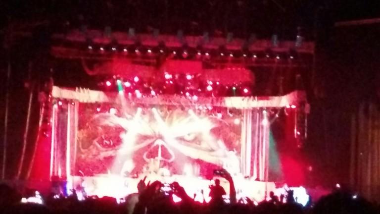 Iron Maiden @ Papp Laszlo Stadium