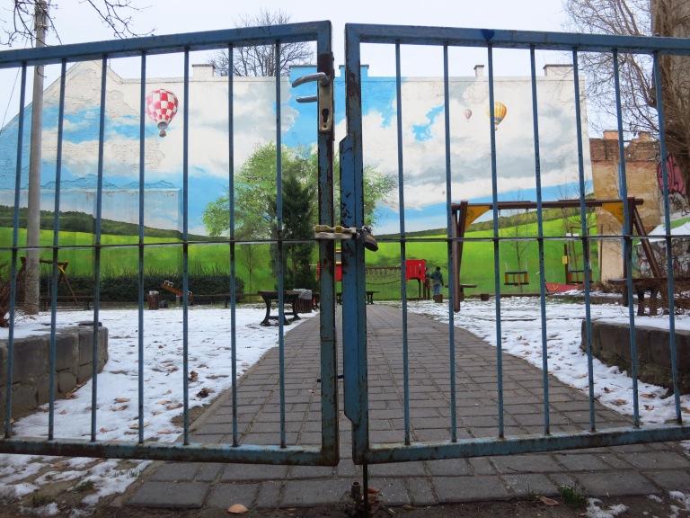 Happy little playground