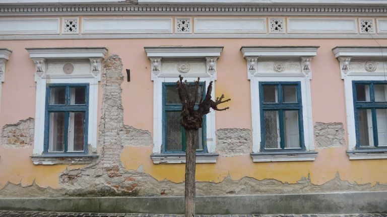 The old town of Szentendre