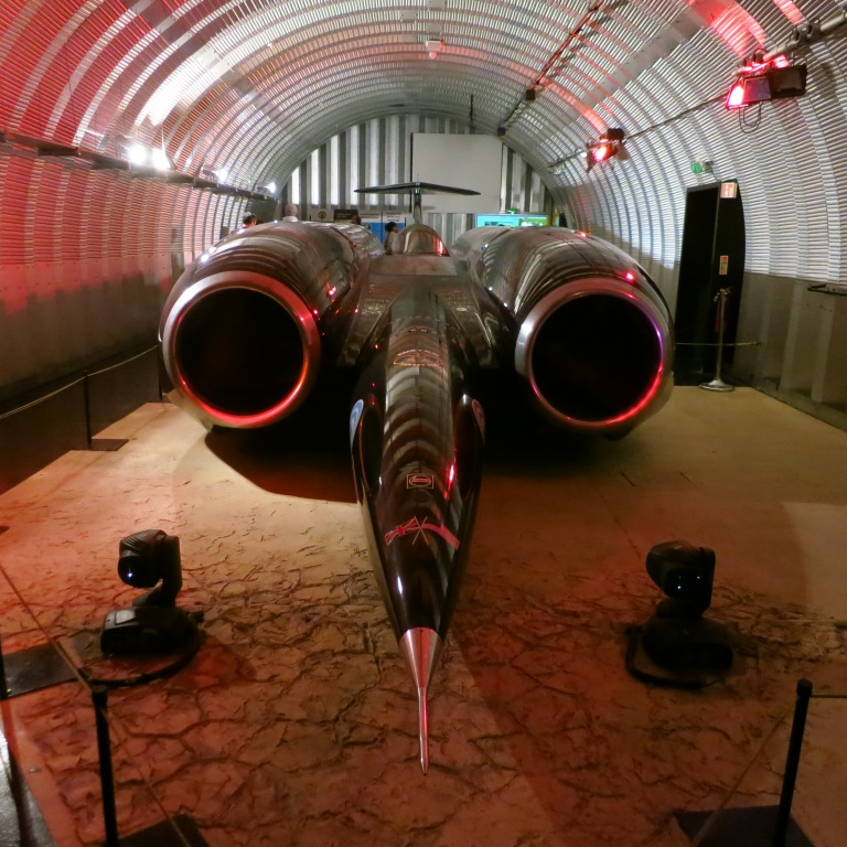 ThrustSSC - The fastes land-vehicle from 1997 until 2013 (original)