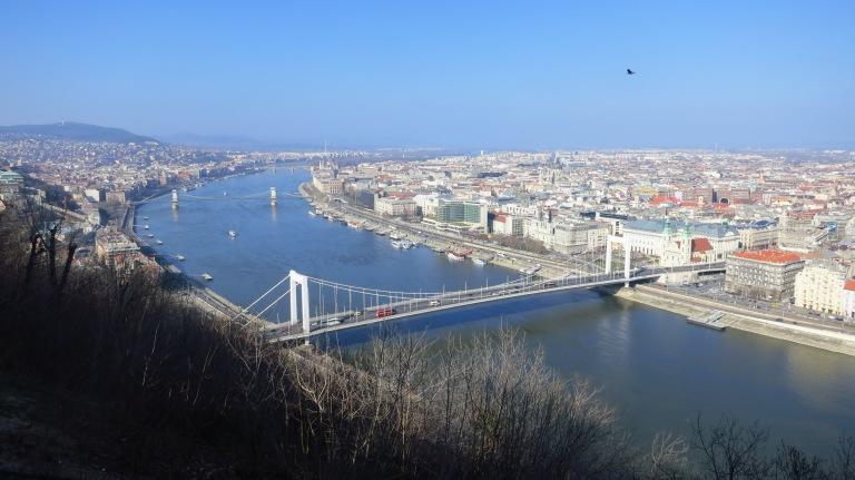 Classic sight of Budapest
