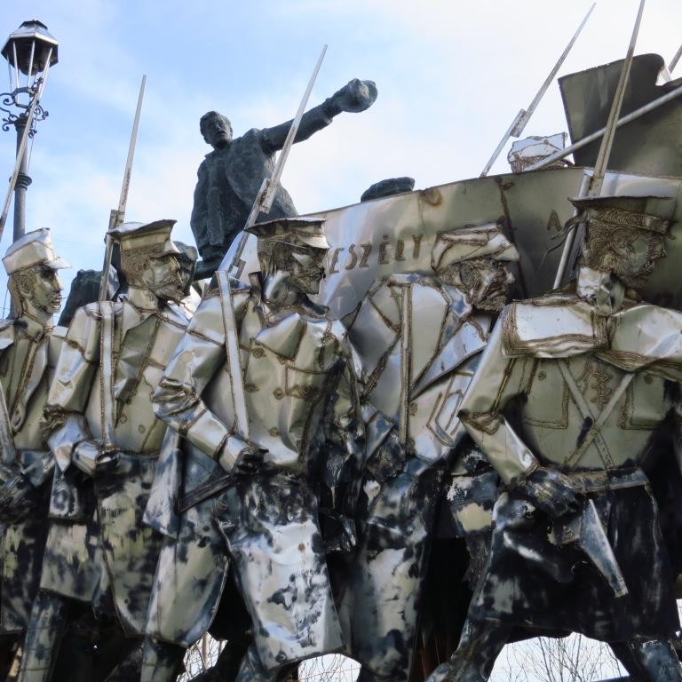 Béla Kun memorial