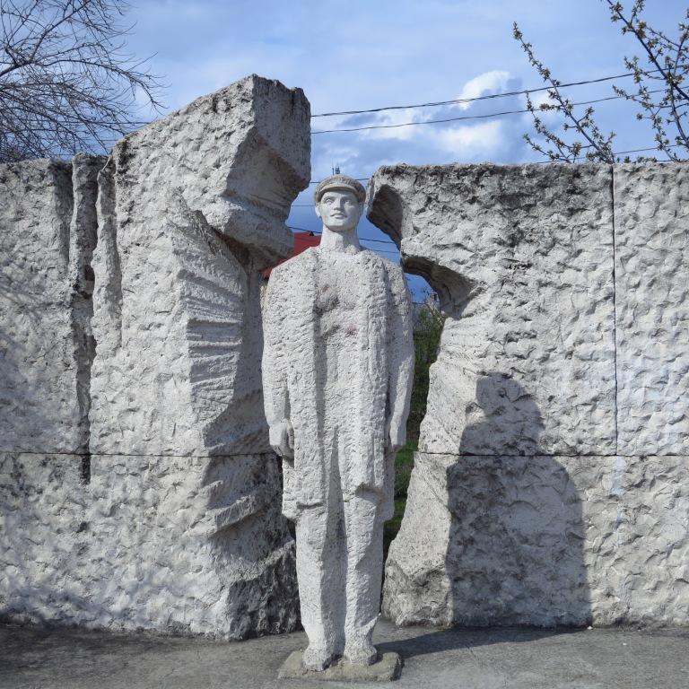 Some liberator monument
