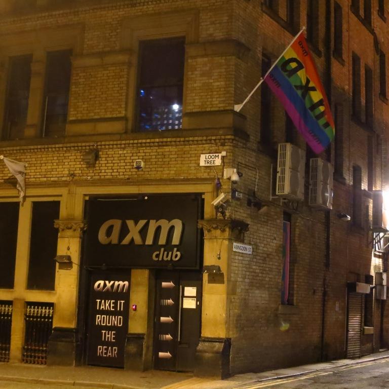 Definitely a gay-bar