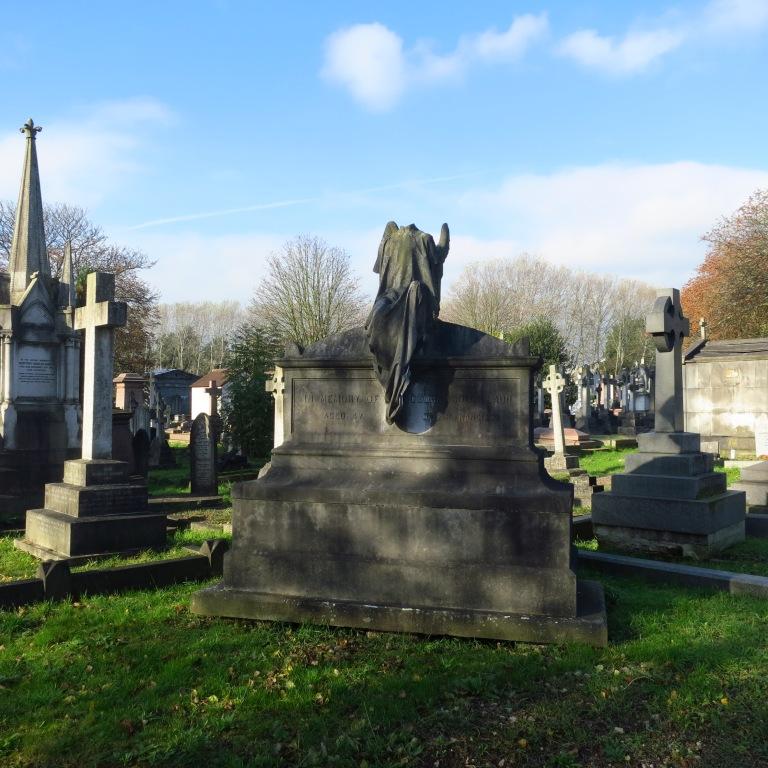 Kensal Rise graveyard