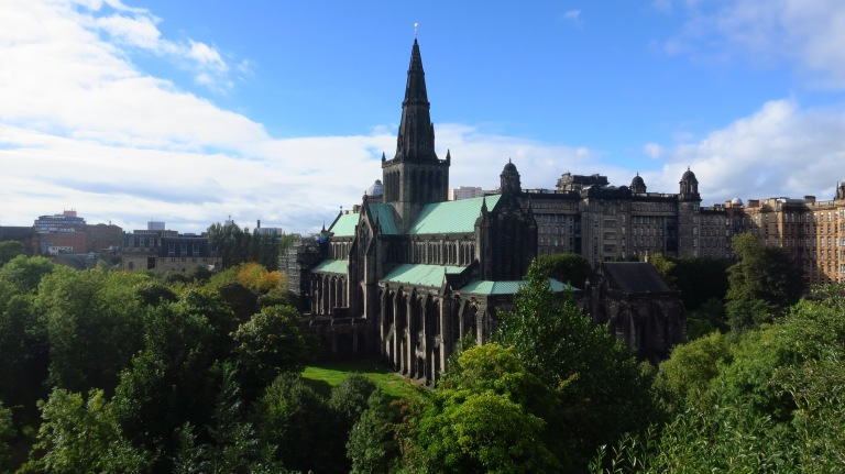 The Cathedral of Glasgow