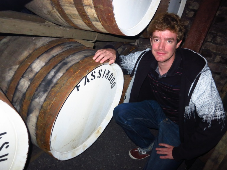 Our own Cask, called Fassimodo